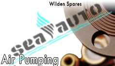 Wilden Air Operated Double Diaphragm Pump 01-10147 (P1/SSPPP/WFS/WF/SWF/0014)