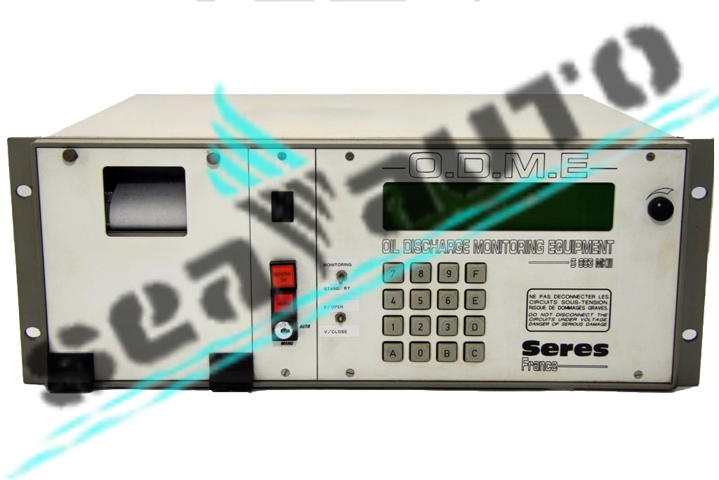 Seres ODME Calculating Cabinet MK3 S663